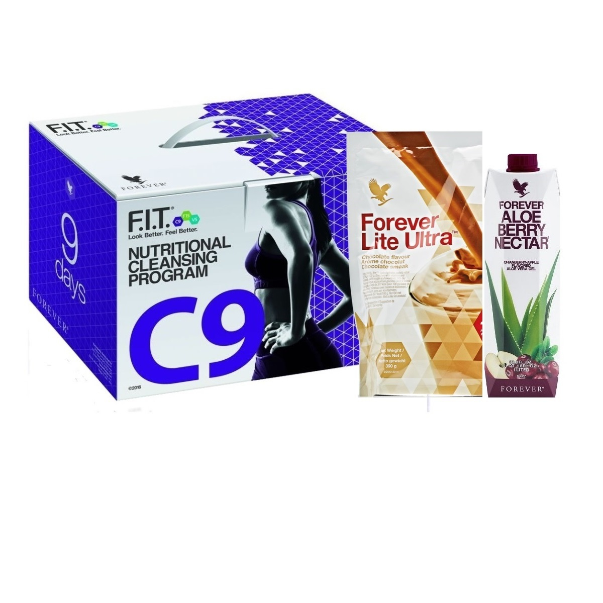 C9 Aloe Berry - Ultra Chocolate